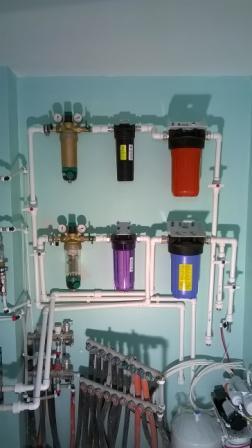 Фильтры для квартиры