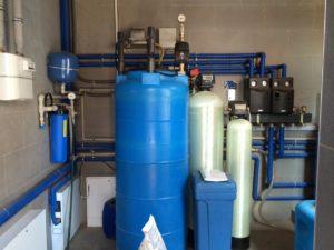Химическая водоподготовка
